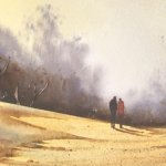 Landscapes in Watercolour Workshop with Steve Coates