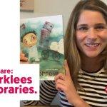 Library Adventures Live! Nadine Kaadan
