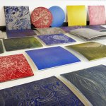 Lino Etching Weekend- May