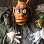 Make your own puppet for Holmfirth Arts Festival 2020