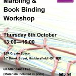 Marbling & Book Binding Workshop