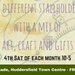 March Art & Craft Fair