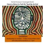 Market Showcase - Henry Morris Felt & Textile Artist