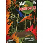 Market Showcase: Save the Rainforest exhibition 2