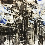 Monoprint and Drypoint – CREATE! Workshop at WYPW