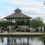 Music on the Bandstand - Golcar Band
