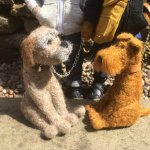 Needle Felting Workshop - Heartfelt Dogs. Saturday November 10th