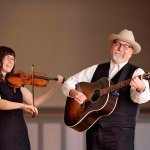 Newberry & Verch in concert at The Carlile Institute, Meltham