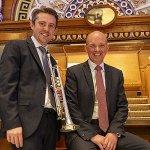 Organ Concert: Gordon Stewart and Tom Osborne (Trumpet)