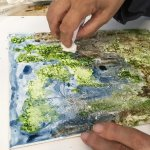 Painting & Mixed Media with Frances Noon - Thursday AM