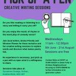 Pick Up A Pen | Creative Writing