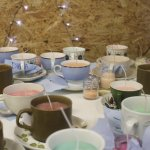 Poured Candles Workshop at Holmfirth Tech, 20/11/19 7-9