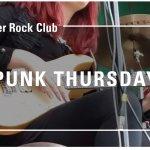 Punk Thursday Summer Club