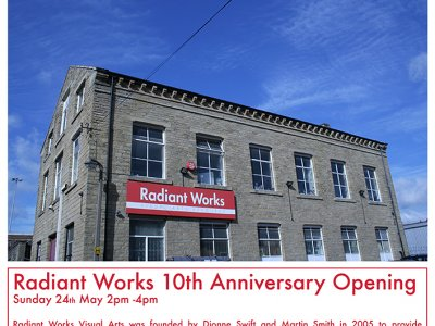 Radiant Works 10th Anniversary Opening