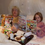 Reluctant Readers... MISCHIEF (Adult/Child) *HUDDS*