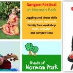 Sangam Festival at Norman Park