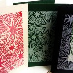 Screen Printing Christmas Cards – Drop-in Workshop at WYPW