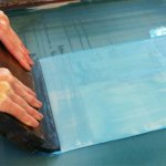 Screen Printing: Paper – February