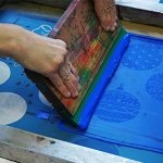 Screen Printing Textiles – June
