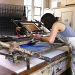 Screen Printing Weekend - Paper