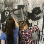 Senior Art Club for 11+yrs at Byram Arcade