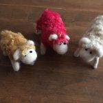 Sheep Felting Workshop