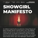 Showgirl Manifesto Exhibition - The Market Gallery