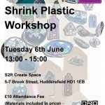 Shrink Plastic Workshop
