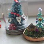 Snow Globes Workshop at Ruddi's Vintage Treat Rooms