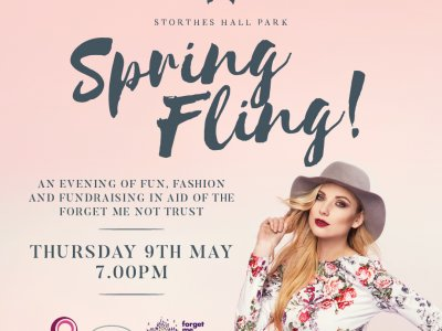 Spring Fashion Fling Fundraiser