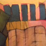 Standing Stones and other Landscapes: art by Tony Chisholm