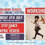 Step Dance Workshop (Streaming Across the Sea online festival)
