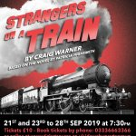 Strangers on a train  by Craig Warner