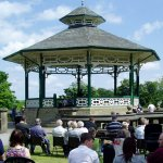 Summer Music in Greenhead Park - Slickstick Sambastic