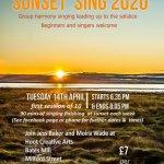 Sunset Sing 2020