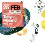 Talking Art with Tanya Morand
