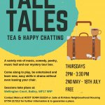 Tall Tales | Music, Comedy & Poetry for older adults