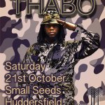 THABO live at Small Seeds