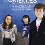 The Orielles at Huddersfield Library