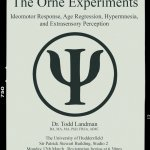 The Orne Experiments