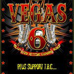 The Vegas Six live in Huddersfield plus support TBC