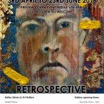 Tom Ratcliffe retrospective exhibition