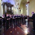 University Chamber Orchestra and University Choir