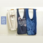 Upcycling T-Shirt to Tote Bag