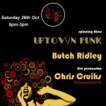 Uptown Funk Presents Funky Business