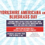 Virtual Yorkshire Americana & Bluegrass Day