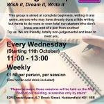 Wish It... Dream It... Write It.