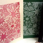 WYPWcourses - Linocut and Pattern: Christmas CREATE! Workshop