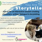 You Are The Storyteller