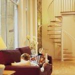 A Live/work mezzanine apartment #2